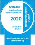 CrefoZert - Bonitätszertifikat