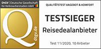touriDat | Testsieger seit 2018